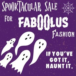 👻😈🦇SpOOktacular SALE for FabOOlus Fashion🦇😈👻